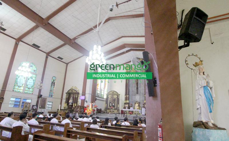 GreenMango Church Feature: Sta. Clara de Montefalco Parish - Pasay 12