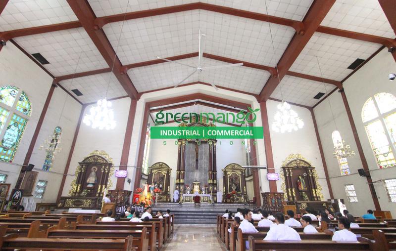 GreenMango Church Feature: Sta. Clara de Montefalco Parish - Pasay 16