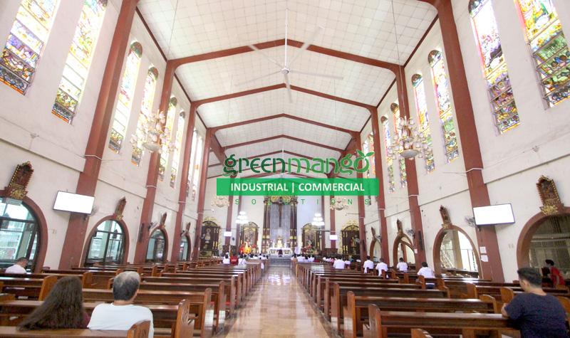 GreenMango Church Feature: Sta. Clara de Montefalco Parish - Pasay 8