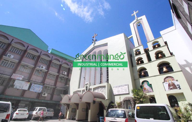 GreenMango Church Feature: Sta. Clara de Montefalco Parish - Pasay 6