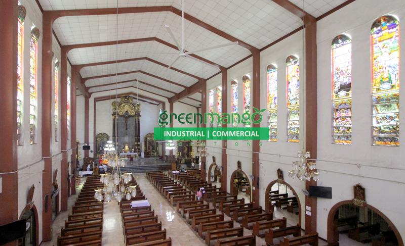 GreenMango Church Feature: Sta. Clara de Montefalco Parish - Pasay 18