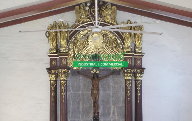 GreenMango Church Feature: Sta. Clara de Montefalco Parish - Pasay 10